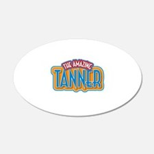 The Amazing Tanner Wall Decal