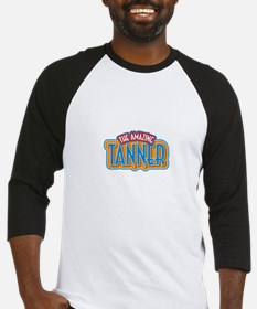 The Amazing Tanner Baseball Jersey