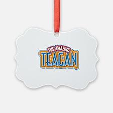 The Amazing Teagan Ornament