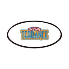 The Amazing Terrance Patches