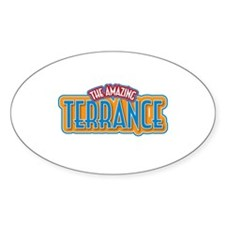 The Amazing Terrance Decal
