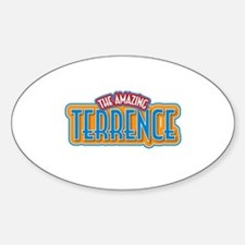 The Amazing Terrence Decal