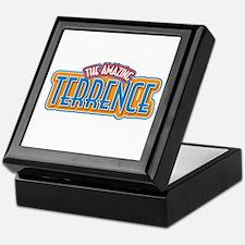 The Amazing Terrence Keepsake Box