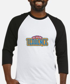 The Amazing Terrence Baseball Jersey