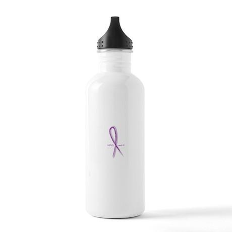 lupus end it! Water Bottle