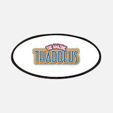 The Amazing Thaddeus Patches