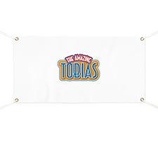 The Amazing Tobias Banner