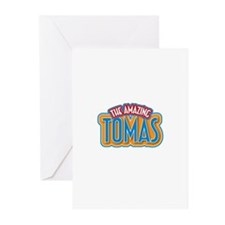 The Amazing Tomas Greeting Cards (Pk of 10)
