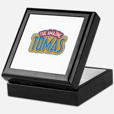 The Amazing Tomas Keepsake Box