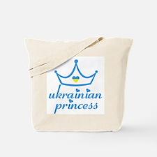 [ukrainian princess] Tote Bag
