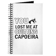 Hardcore Capoeira designs Journal