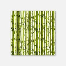 Bamboo Lessons Square Sticker 3 x 3
