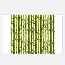 Bamboo Lessons Postcards (Package of 8)
