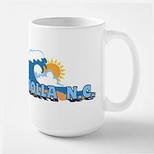 Corolla NC - Waves Design Mugs