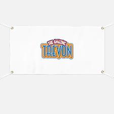 The Amazing Trevon Banner