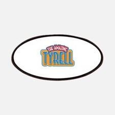 The Amazing Tyrell Patches