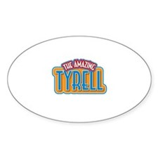 The Amazing Tyrell Decal