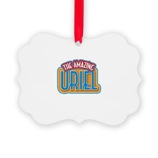 The Amazing Uriel Ornament