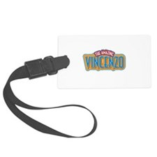 The Amazing Vincenzo Luggage Tag