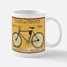 Tour de France, Bicycle, Vintage Poster Small Small Mug
