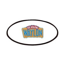 The Amazing Waylon Patches