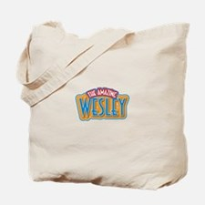 The Amazing Wesley Tote Bag