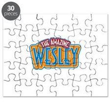 The Amazing Wesley Puzzle