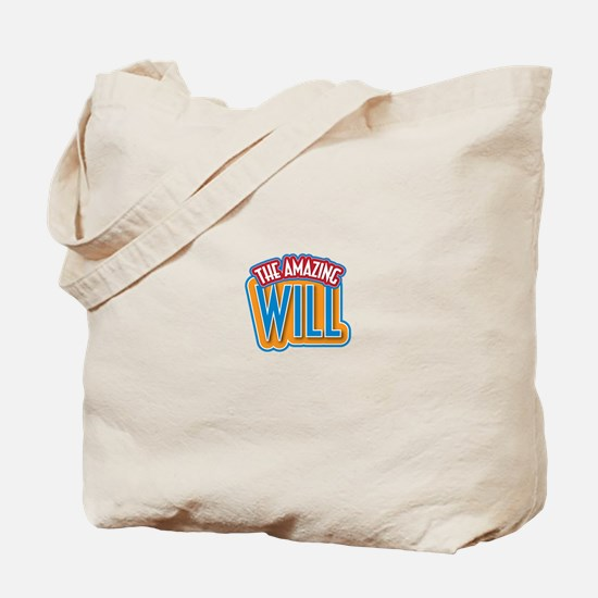 The Amazing Will Tote Bag