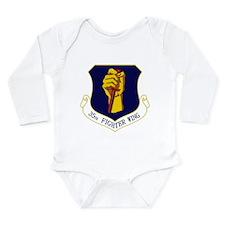 33rd FW Long Sleeve Infant Bodysuit