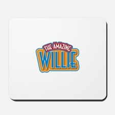 The Amazing Willie Mousepad