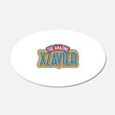 The Amazing Xzavier Wall Decal