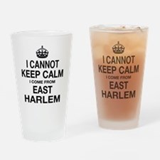East Harlem Drinking Glass