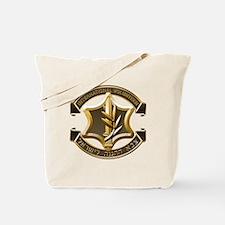 IDF International Volunteer Emblem Tote Bag