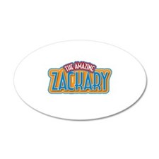The Amazing Zackary Wall Decal