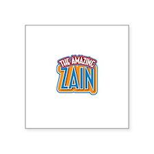 The Amazing Zain Sticker
