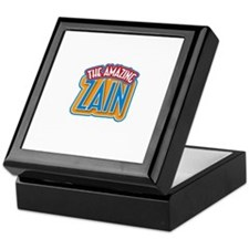The Amazing Zain Keepsake Box
