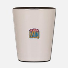 The Amazing Zain Shot Glass