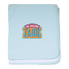 The Amazing Zaire baby blanket
