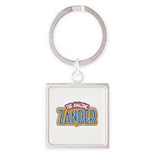 The Amazing Zander Keychains