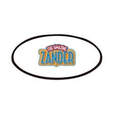 The Amazing Zander Patches