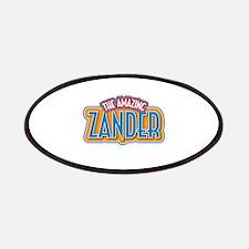 The Amazing Zander Patches
