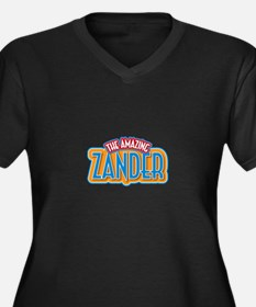 The Amazing Zander Plus Size T-Shirt