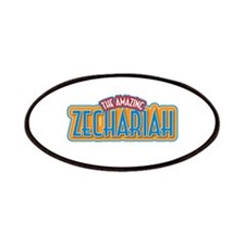 The Amazing Zechariah Patches