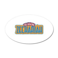 The Amazing Zechariah Wall Decal