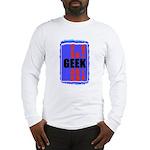 GEEK DESIGN Long Sleeve T-Shirt