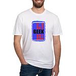 GEEK DESIGN Fitted T-Shirt