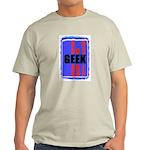 GEEK DESIGN Ash Grey T-Shirt