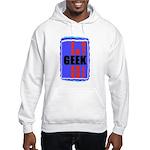 GEEK DESIGN Hooded Sweatshirt
