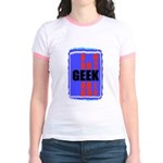 GEEK DESIGN Jr. Ringer T-Shirt
