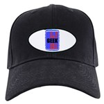GEEK DESIGN Black Cap